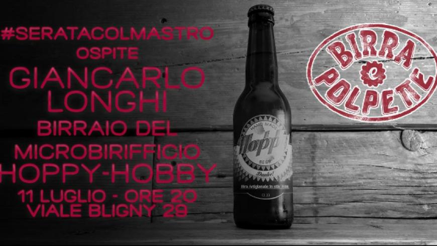 Birra e Polpette Mercoledì 11 Luglio a Milano