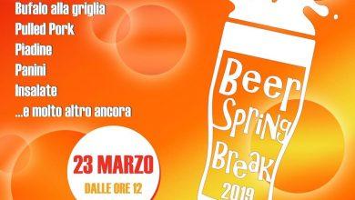 Beer Spring Break! Al Parchetto di Fagnano Olona il 23 Marzo a partire dalle 12:00