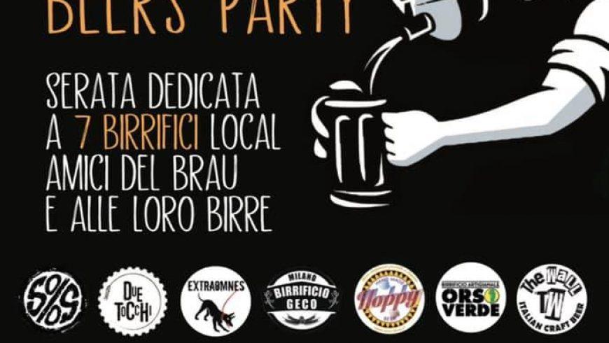 Local Beers Party il 24 Gennaio al Brauhaus di Legnano