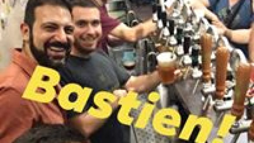 Navigli Craft Beer presents: Ma bien-aimée Bastien