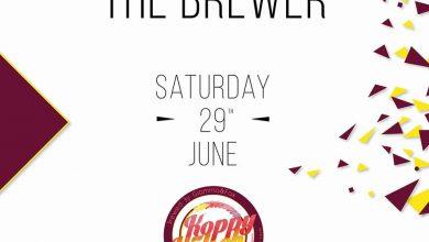 Meet & Greet The Brewer: Hoppy Hobby + Fax